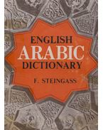 English-Arabic Dictionary - F. Steingass