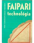 Faipari technológia II. - Lele Dezső