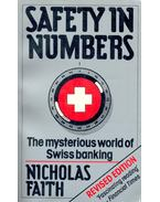 Safety in Numbers - Faith, Nicholas