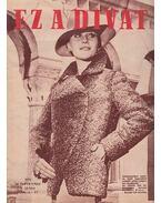 Ez a divat 1973. 26. évfolyam 9. szám - Faragó Ilona