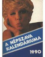 A Népszava kalendáriuma 1990 - Faragó István