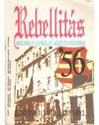 Rebellitás '56 1992. I. évfolyam 3. szám - Faragó Töreky Péter