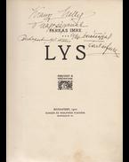 Lys (Dedikált) - Farkas Imre