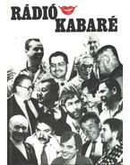 Rádiókabaré - Farkasházy Tivadar