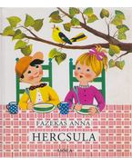 Hercsula - Fazekas Anna