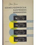Személygépkocsik elektromos berendezései - Fehér Ferenc