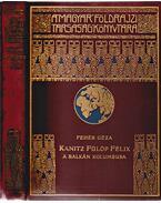 """Kanitz Fülöp Félix, """"a Balkán Kolumbusa"""" élete és munkássága - Fehér Géza"""