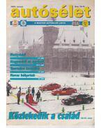 Autósélet 1999. január - Fehér György