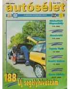 Autósélet 1999. június - Fehér György