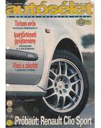 Autósélet 2000. január - Fehér György