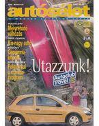 Autósélet 2001. március - Fehér György