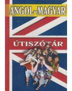 Angol-magyar útiszótár - Fehér Sándor