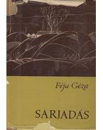 Sarjadás (dedikált) - Féja Géza