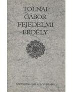 Fejedelmi Erdély - Tolnai Gábor