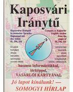 Kaposvári iránytű 1996 - Fekete Gábor