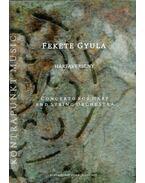 Fekete Gyula: Hárfaverseny - Fekete Gyula