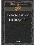 Fekete István bibliográfia - Dr. Horváth József (szerk.)