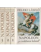 Napoleon I-III. kötet - Feleki László