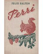 Die Jugend des eichhörnchens Perri - Felix Salten
