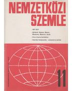 Nemzetközi Szemle 1977/11. - Fencsik László