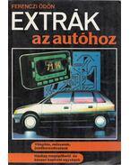Extrák az autóhoz - Ferenczi Ödön