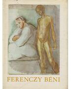 Írás és kép (aláírt) - Ferenczy Béni