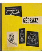 Géprajz - Ferenczy Jenő