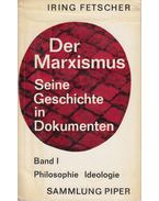 Der Marxismus - FETSCHER, IRING