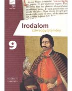 Irodalom szöveggyűjtemény 9. - Kísérleti tankönyv - Valaczka András
