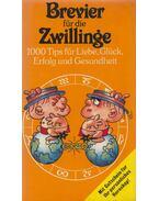 Brevier für die Zwillinge - Fidelsberger, Heinz