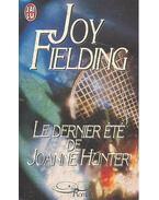 Le dernier été de Joanne Hunter - Fielding, Joy