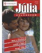 Júlia különszám 4. kötet - Fielding, Liz, Graham, Lynne, James, DJ