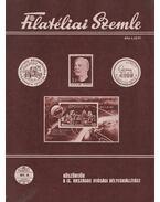 Filatéliai szemle 1971. IV. - Filyó Mihály