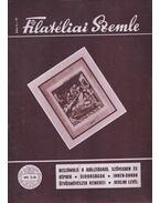 Filatéliai szemle 1971. X-XI. - Filyó Mihály