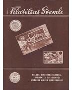 Filatéliai szemle 1972. I. - Filyó Mihály