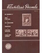 Filatéliai Szemle 1972. III. - Filyó Mihály