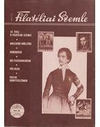 Filatéliai Szemle 1972. XII. - Filyó Mihály