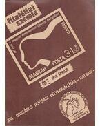 Filatéliai Szemle 1978. április - Filyó Mihály