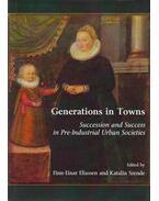 Generations in Towns - Finn-Einar Eliassen, Szende Katalin