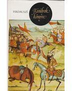 Királyok könyve - Firdauszi, Abul-Kászim Manszúr
