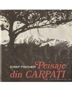 Peisaje din Carpati - Fischer, Iosef