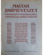 Magyar Iparművészet – 8. évfolyam (1905) - Fittler Kamill (szerk.)