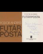 Futárposta (dedikált) - Fodor András
