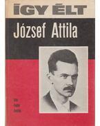 Így élt József Attila - Fodor András