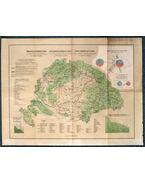Magyarország gazdaságföldrajzi térképe. Szerk.: Fodor Ferenc (1920) - Fodor Ferenc