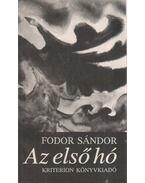 Az első hó - Fodor Sándor