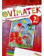 Ovimatek 2. - Foglalkoztató füzet 6-7 éveseknek - Főfai Attiláné, Gábor Emese