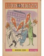 Ludas Magazin 1978. 9. szám - Földes György
