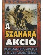 A Szahara akció / A kegyetlen dzsungel - Földi Pál