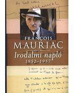 Irodalmi napló - 1952-1957 - Francois Mauriac